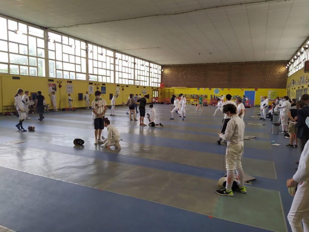 Compétition M15